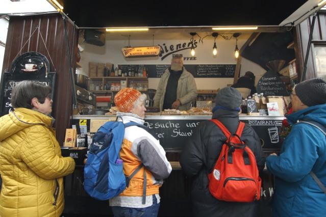 Wiener´s Kaffeerösterei im Mühltal