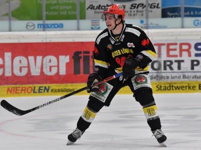 Eishockey: Ping Pong in der Lausitz