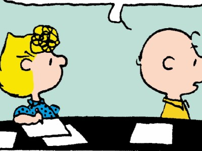 Dilbert, Peanuts & Co.: Sally lernt fürs Leben