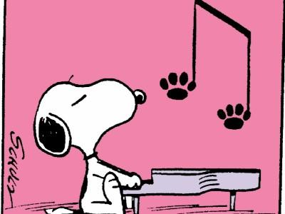 Dilbert, Peanuts & Co.: Snoopys Sonate