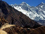 Himalaya, AFP