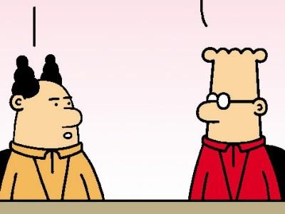Dilbert, Peanuts & Co.: Verschlimmbesserungen