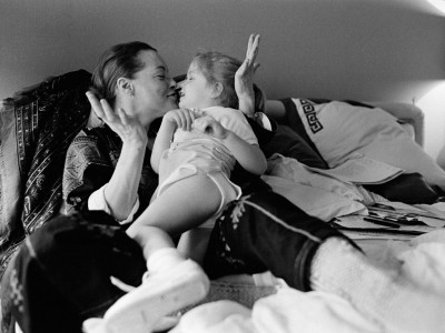 Romy Schneiders Tochter: Die verlassene Tochter