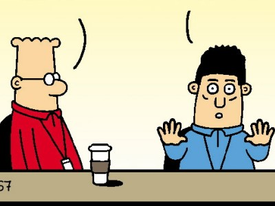 Dilbert, Peanuts & Co.: Das wahre Problem