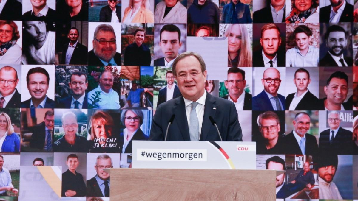 CDU-Parteitag: Highlights im Video