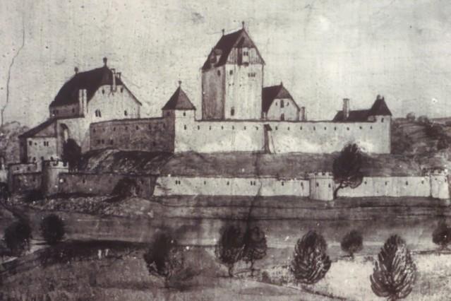 Grabungsbericht Markt Schwaben Bergfried