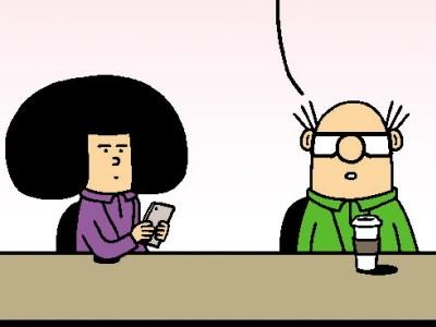 Dilbert, Peanuts und Co.: (Un-)Sinn der Arbeit