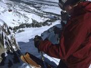 Skifahren in den USA: Die Teton-Berge in Wyoming sind Spielwiese für Extreme