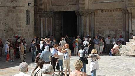 Aktuelles Streit in Jerusalem