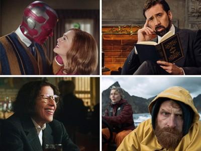 Fernsehen und Streaming: Das sind die Serien des Monats