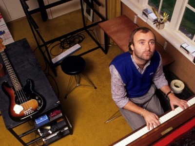 Phil Collins wird 70: Achtung, Lebensgefahr