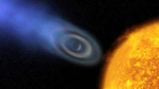 Hubble teleskop planet mit sauerstoff in der atmosphäre entdeckt