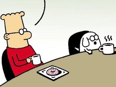 Dilbert, Peanuts und Co.: Pandemie-Profiteure