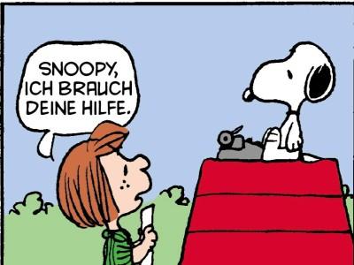 Dilbert, Peanuts und Co.: Arbeitsverweigerer