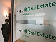 Hypo Real Estate; dpa