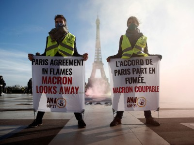 Frankreich: Mit Veggie-Option gegen den Ökozid