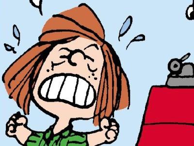Dilbert, Peanuts und Co.: Die letzte Tippse
