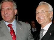 Edmund Stoiber Ivo Sanader BayernLB Landesbank Hypo Alpe Adria HGAA, dpa