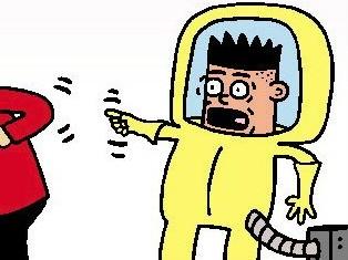 Dilbert, Peanuts und Co.: Resozialisierung am Arbeitsplatz