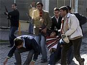 Kurdenkonflikt eskaliert; Reuters