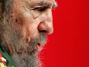 Fidel Castro, AFP