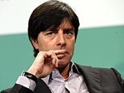 Bundestrainer Löw Ballack