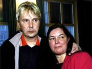 Matti Nykänen und Ehefrau Mervi Tapola, dpa