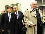 Demjanjuk Prozess Blatt Bialowitz Zeugen; dpa