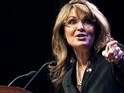 Sarah Palin wettert gegen Obama, Reuters
