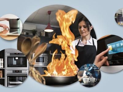 Hausgeräte: Ferien in der Küche