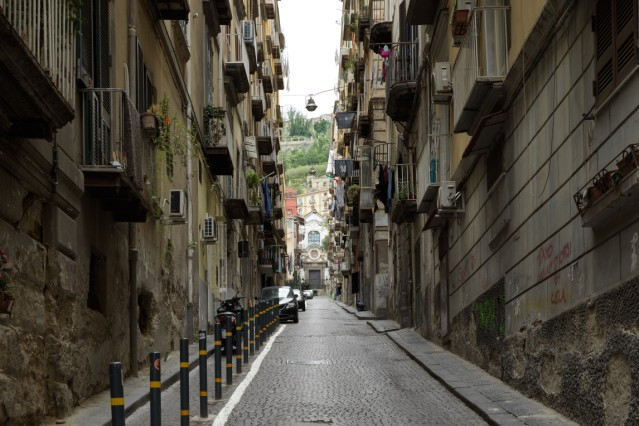 Rom und Neapel im Frühjahr 2020. Dokumentationsfotografie im Lockdown