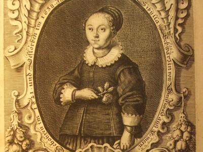 400. Geburtstag von Sibylla Schwarz: Die Dichterin, die eine Lücke schließen soll