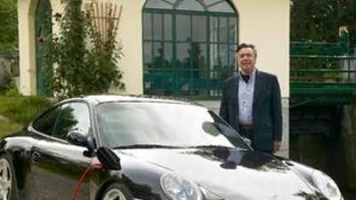 Porsche 911 mit Elektroantrieb