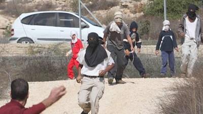 Illegale Siedlungen in Israel
