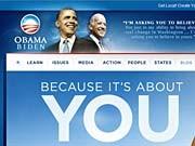Obama im Internet
