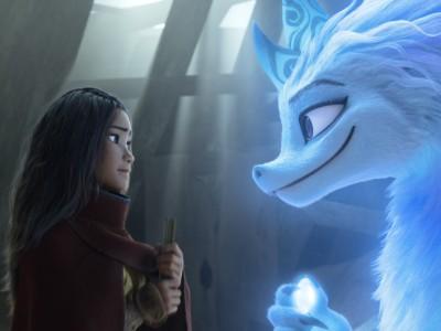 """""""Raya und der letzte Drache"""": Disney-Großprojekt ohne Herz"""