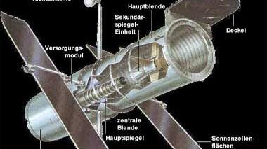 10 jahre hubble teleskop das hubble weltraumteleskop wissen