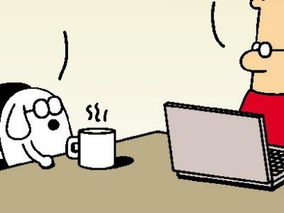 Dilbert, Peanuts und Co.: Jetzt ist Schluss