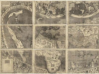 "Rasmus Grønfeldt Winthers ""When Maps Become the World"": Jede Karte ist eine Theorie"