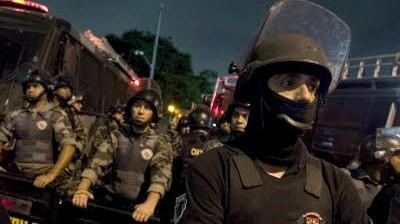 Konflikt in Brasilien