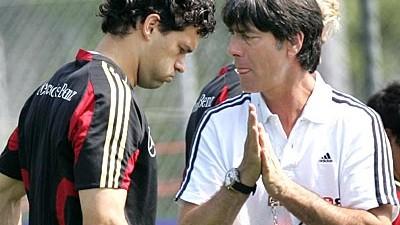 Fußball-WM 2010 Südafrika Streit in der DFB-Elf