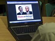 Obama, McCain, AP