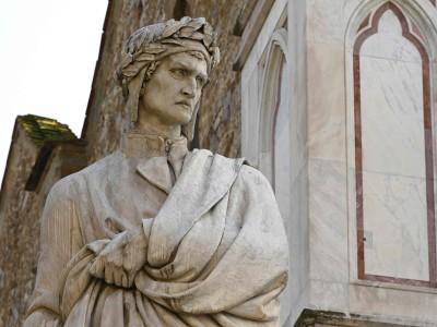 700. Todestag Dantes: Im Hochrisikogebiet