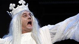 """Harald Schmidt in """"Hamlet""""-Musical"""