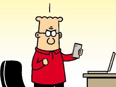 Dilbert, Peanuts & Co.: Titel? Kohle!