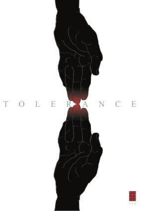 PRESSE. Tolerance Poster Projekt !!! KÜNSTLER nennen: