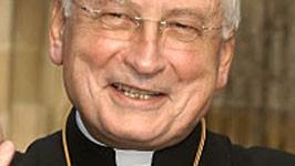 Bischof Walter Mixa, dpa