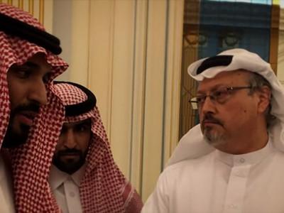 """""""The Dissident"""" über die Khashoggi-Ermordung: """"Ist unser Opfertier schon eingetroffen?"""""""