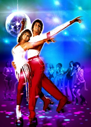 ROLLER BOOGIE, Linda Blair, Jim Bray, 1979, (c) United Artists/courtesy Everett Collection United Artists/Courtesy Evere