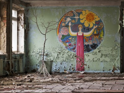 35 Jahre Tschernobyl: Der unsichtbare Tod
